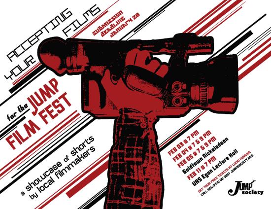 JUMP Film Fest '011 Poster